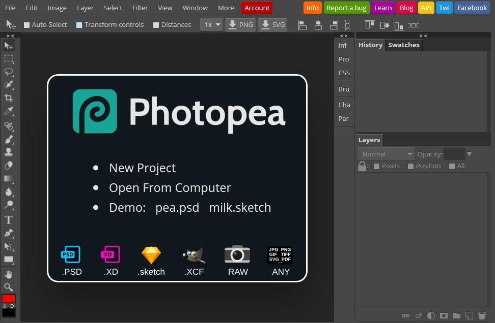 photopea-editeur-photo-en-ligne-gratuit-photoshop Photopea, une vraie alternative gratuite à Photoshop dans votre navigateur