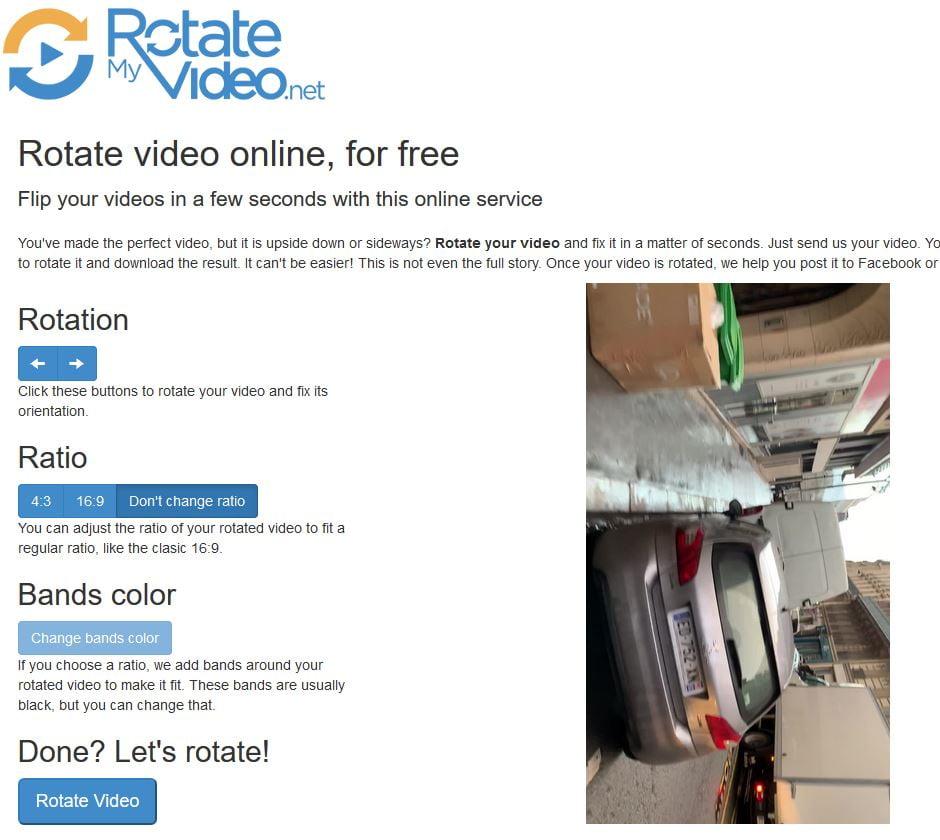 rotate-my-video-pivoter-video-options Faire pivoter une vidéo gratuitement en ligne