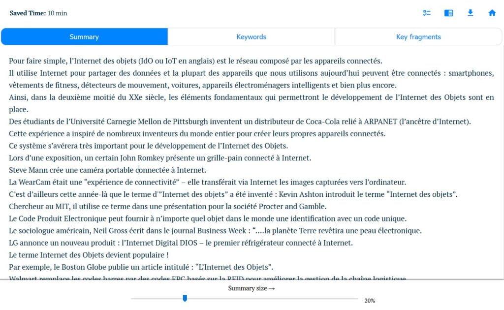summarizebot-resume-1024x630 Obtenez en quelques secondes un résumé pertinent d'un texte ou d'un article
