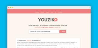 youzik convertisseur youtube mp3