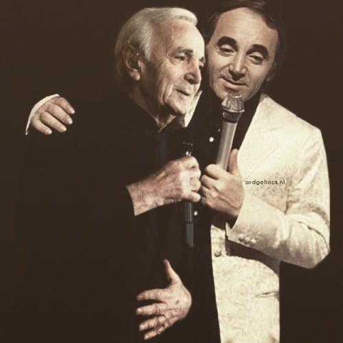 photo-time-traveling-aznavour Ce compte Instagram confronte les stars à leur passé !