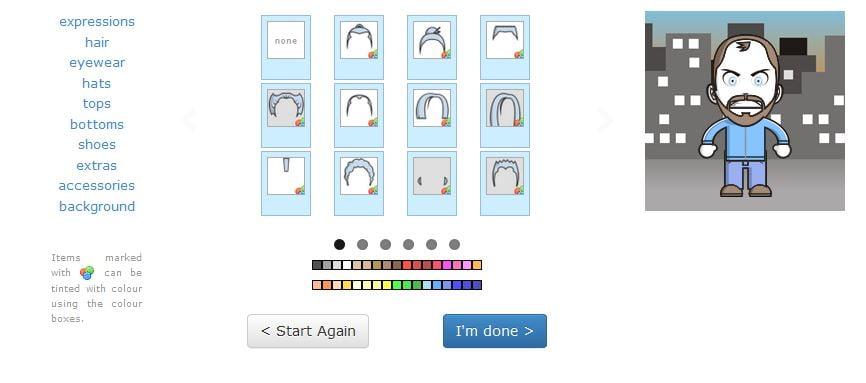 doppelme-creation-avatar 6 outils en ligne pour créer un avatar sympa pour les réseaux sociaux