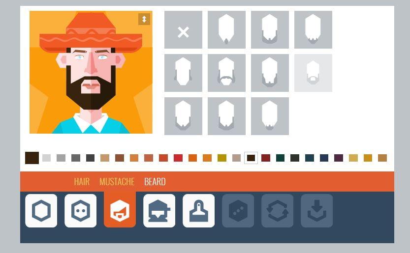hexatar-creation-avatar 6 outils en ligne pour créer un avatar sympa pour les réseaux sociaux