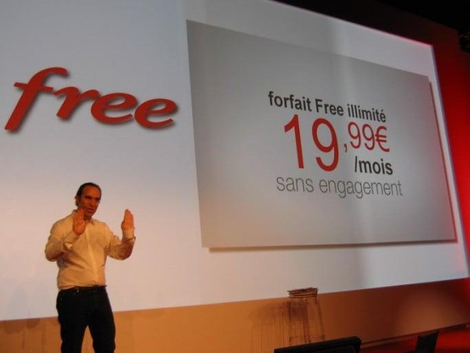 lancement-free-mobile Petit tour d'horizon du marché des opérateurs de téléphonie mobile en France