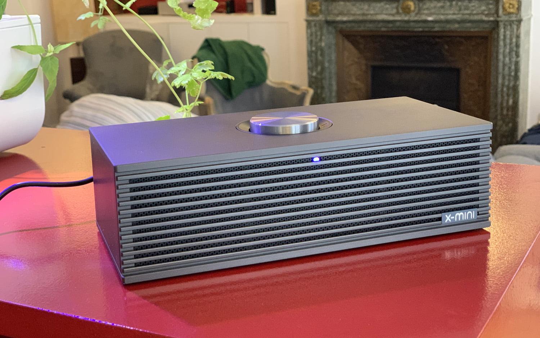 x-mini-supa-enceinte-bluetooth Test : X-Mini SUPA, une enceinte Bluetooth pour la maison