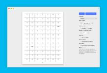 calendar generator calendrier imprime home