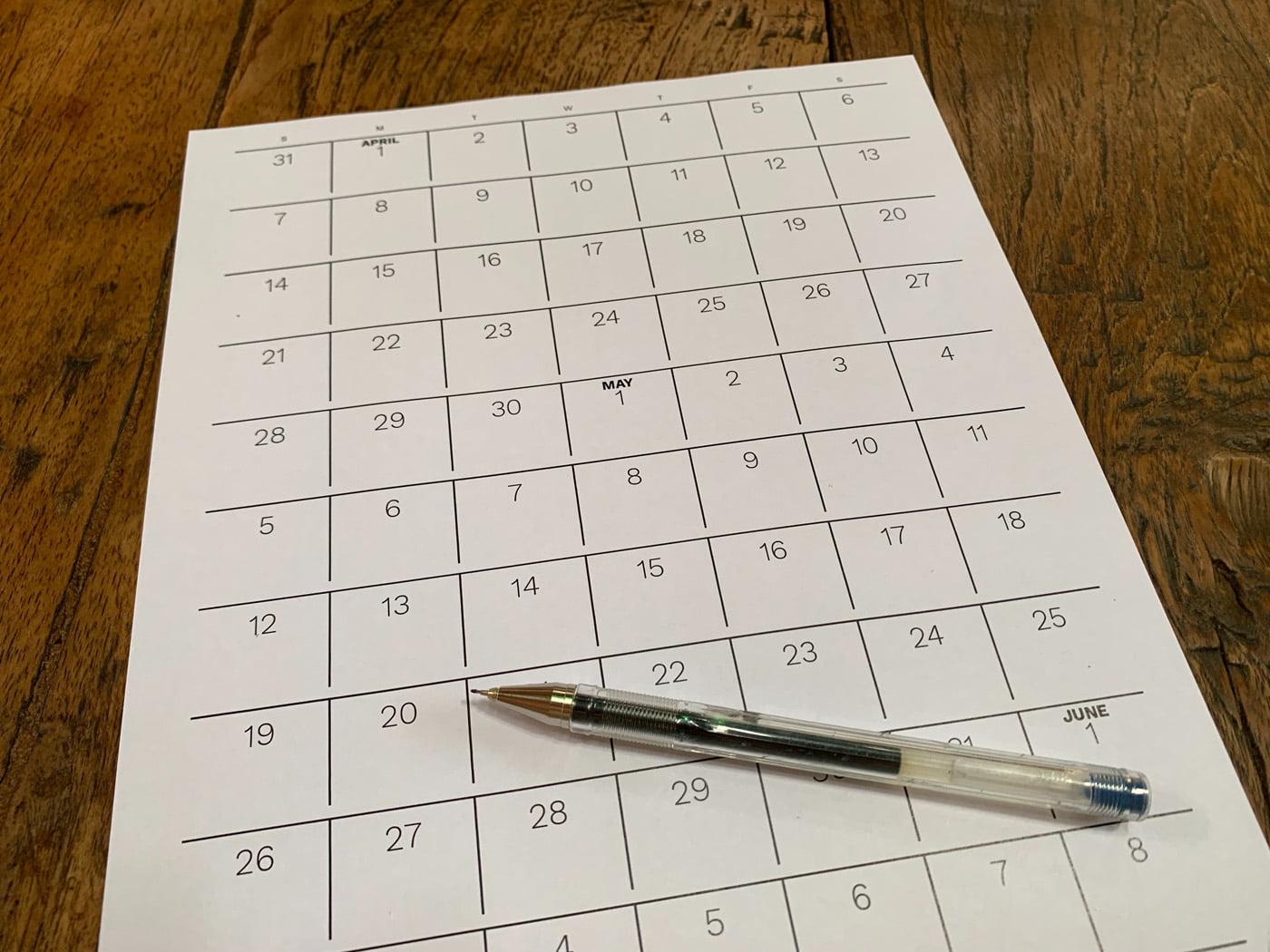 calendar-generator-calendrier-imprime Calendar Generator permet de générer des calendriers à imprimer
