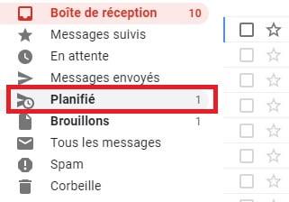 gmail-programmer-envoi-planifie Programmer l'envoi d'un email avec Gmail