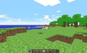 minecraft classic jeu