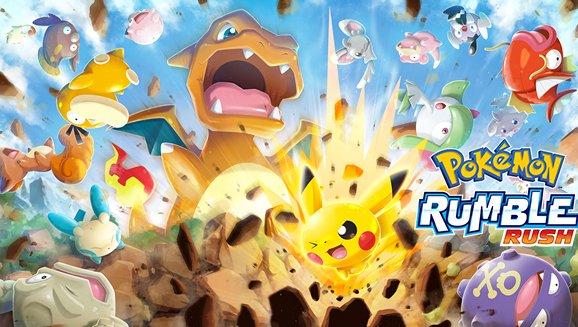 pokemon-rumble-rush-169 Comment télécharger et jouer à Pokémon Rumble Rush sur Android ?