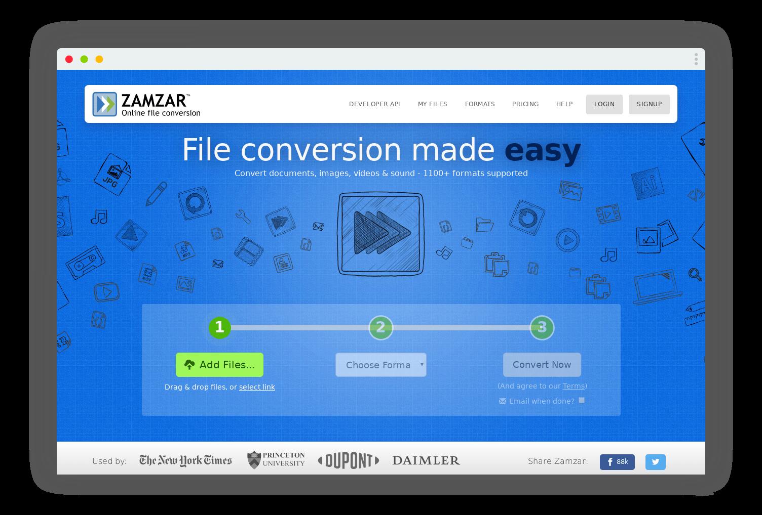 Les meilleurs convertisseurs de fichiers en ligne gratuits