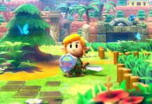 links awakening zelda infographie 2020